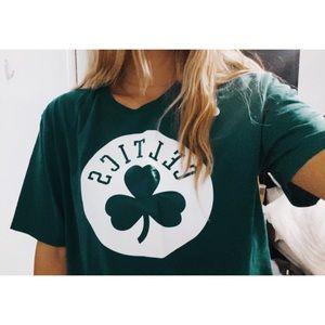 🦈 5 for $30 - Celtics tee